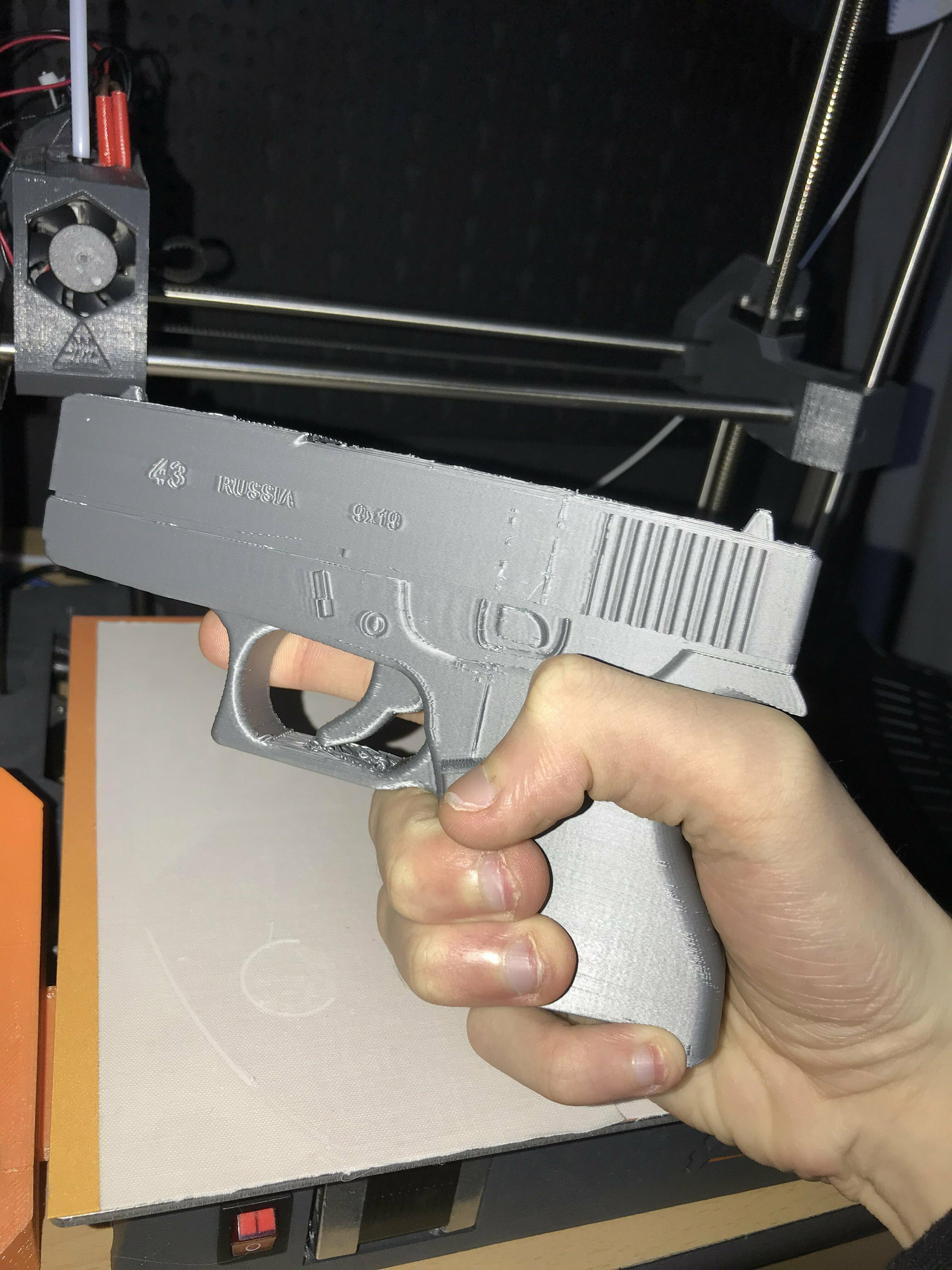 image4.jpg Télécharger fichier STL Glock 43  • Design à imprimer en 3D, ThePrinter_i