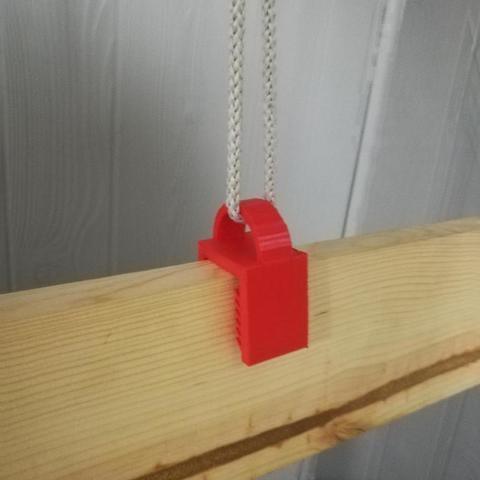 Free 3D printer designs Wood Sign Clamp, DraftingJake