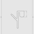 Fichier 3D gratuit Crochet de tiroir, DraftingJake