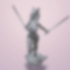 Télécharger objet 3D gratuit Star Wars - Ahsoka Tano, FiveNights