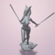 Download free 3D printer designs Star Wars - Ahsoka Tano, FiveNights