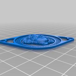 ORTUR_Obsidian_fan_grill.png Download free STL file ORTUR Obsidian - fan grill • 3D printer model, FiveNights
