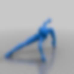 Latexia.stl Download free STL file Elastic Latexia • 3D printable template, FiveNights