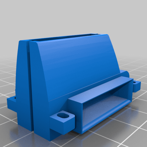 Fan_Duct.png Download free GCODE file Two Trees Sapphire PRO, fan duct upgrade • Object to 3D print, FiveNights