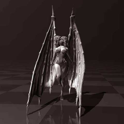 Free STL file Sexy Devil, FiveNights