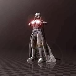 Diseños 3D gratis Darth Vader - Parpadeando, FiveNights