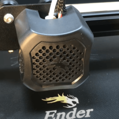 Ebf1ADSUcAE3uAu.png Download free STL file Ender 3 V2 - Silence Your Noisy Cooling Fans • 3D printing object, FiveNights