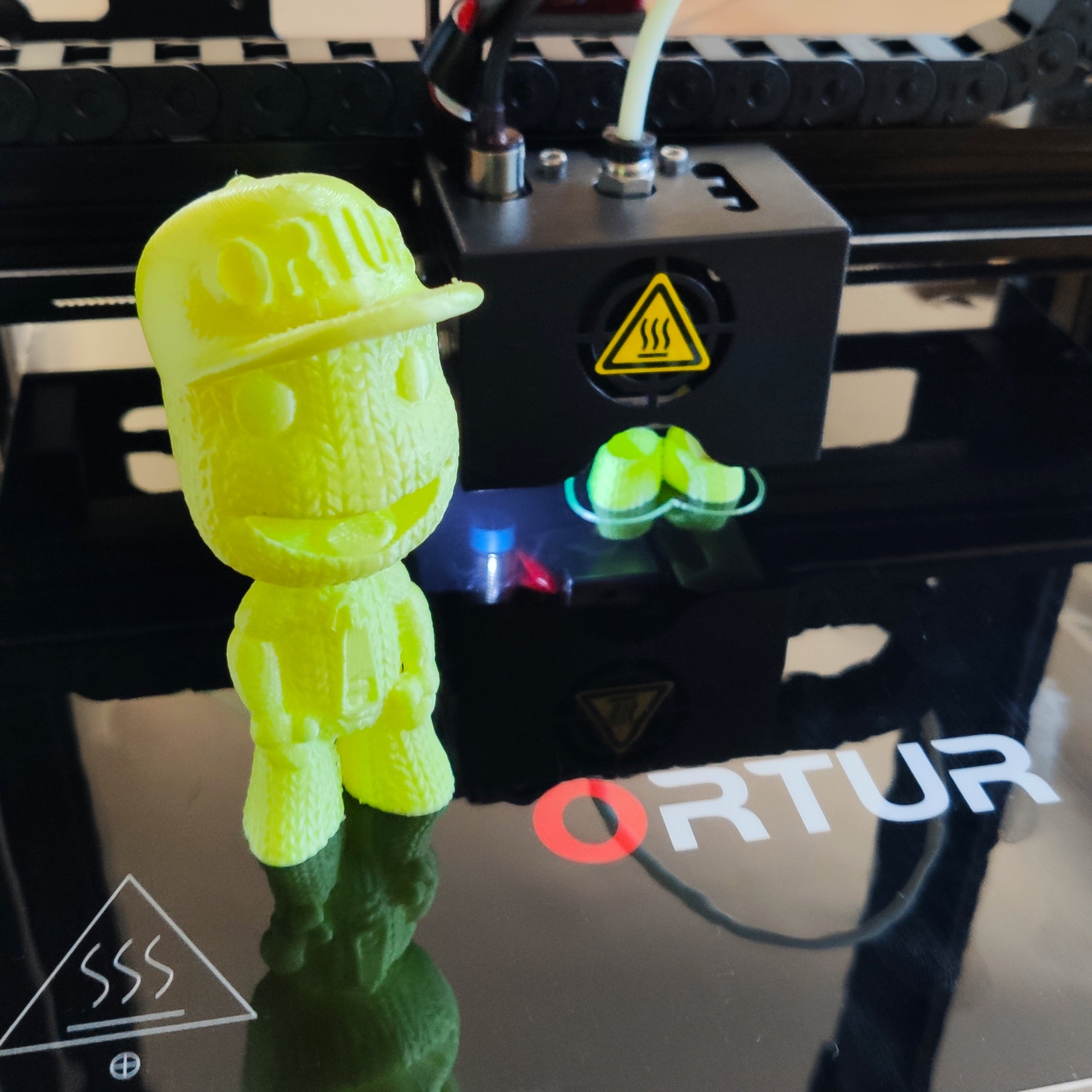 gsrgegg.jpg Download free STL file ORTUR Boy - 3D printing Test • 3D print design, FiveNights