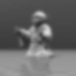 STAR_WARS_Yoda.stl Download free STL file Master Yoda • Design to 3D print, FiveNights