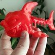 FearNOfish.jpg Download free STL file Fear NO Fish (support free) • 3D printing object, FiveNights