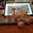 Télécharger fichier imprimante 3D gratuit Curiosity Rover, FiveNights