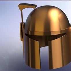 Descargar modelos 3D Casco de guerra, Stevejawel