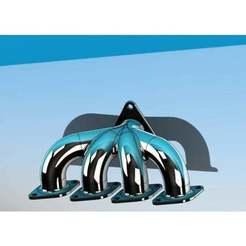manifold.jpg Télécharger fichier STL Manifold • Plan imprimable en 3D, Stevejawel