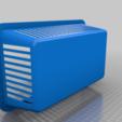 Download STL files Basket 250mm x 71mm x 150mm, Stevejawel