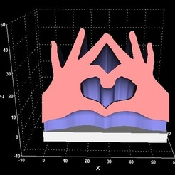 Descargar modelos 3D para imprimir Nuevos diseños de extrusión de Valentine. (2), Stevejawel