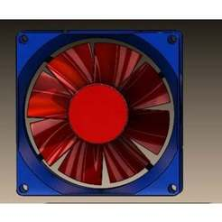 Descargar modelos 3D Ventilador de PC, Stevejawel