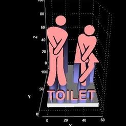 Descargar archivo 3D Divertidas exhibiciones en el baño, Stevejawel