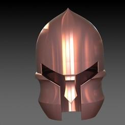 Imprimir en 3D ¡Impresionante modelo de Casco Mandaloriano Grande!, Stevejawel