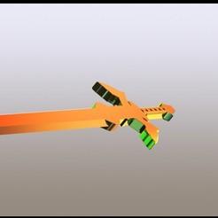 Descargar modelos 3D Espada, Stevejawel