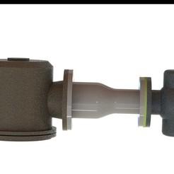 piping assembly render.JPG Télécharger fichier STL Tuyaux - filtre - réducteur - régulateur • Objet imprimable en 3D, Stevejawel