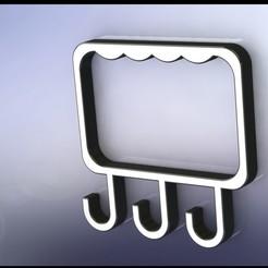 Tas drager.JPG Download STL file Plastic bag carrier • 3D printer design, Stevejawel