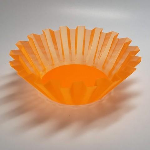 Download free 3D printer designs Gear Bowl, MadMonkey