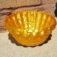Download free 3D printer files Low Poly Bowl, MadMonkey