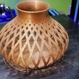 Download free 3D model Geo Vase, MadMonkey
