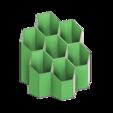 Download 3D model Pen Hex, MadMonkey