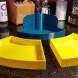 Free 3D printer model Lazy Suzan Organizer, hterefenko
