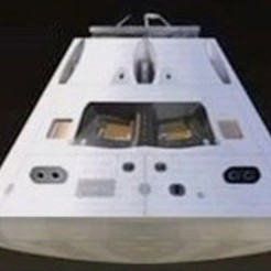 Download free STL SLS - Orion - Crew Capsule, hterefenko