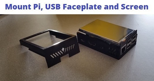 "68ff71a8930a32346c5bc7e062d5ff9c_display_large.jpg Download free STL file RPI 2/3 Minimal Case with 3.5"" screen • Template to 3D print, hterefenko"