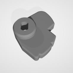 Descargar archivos STL AKAI 4000DS - Cam B2 (compatible con otros modelos), lelongvincent