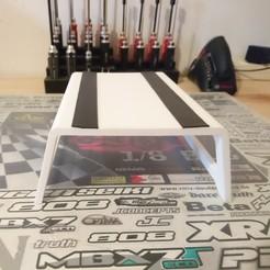 Télécharger plan imprimante 3D gatuit Support de voiture TT 1/8, Kurilos