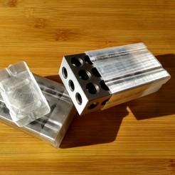 Impresiones 3D gratis Caja de bloques 1-2-3, mmOne