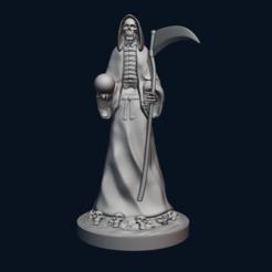 Captura1.PNG Télécharger fichier STL Muerte • Modèle imprimable en 3D, Ink3D