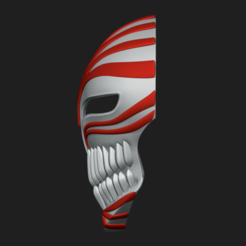 67519837_437327940187833_4333900551767982080_n.png Download STL file Hollow ichigo • 3D printable design, Ink3D