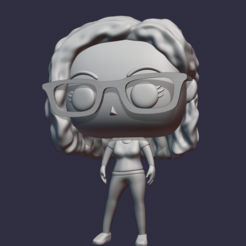3435.PNG Download STL file Funko custom style • 3D printing design, Ink3D
