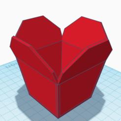 Télécharger fichier STL VASE BOITE A EMPORTER • Modèle pour imprimante 3D, david0arnaud