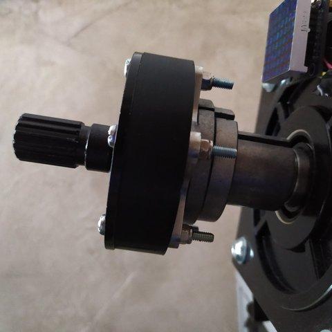 Télécharger plan imprimante 3D gatuit Adaptateur rapide DIY Simracing OSW, Aliasze13