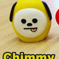 Descargar archivos 3D BT21 - Chimmy, 3ddados