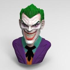 3D print model joker -guason, carlos70