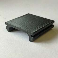 rail-mount-v2-2.jpg Télécharger fichier STL gratuit Ender 3 Double Rail insert - Version 2 • Objet imprimable en 3D, flickeringsight