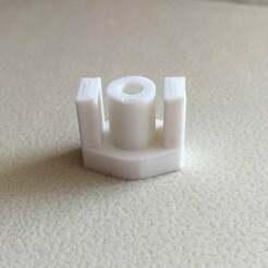 IMG_2466.jpg Download free STL file Kite Reel Winder Guide Stopper • 3D printing object, flickeringsight