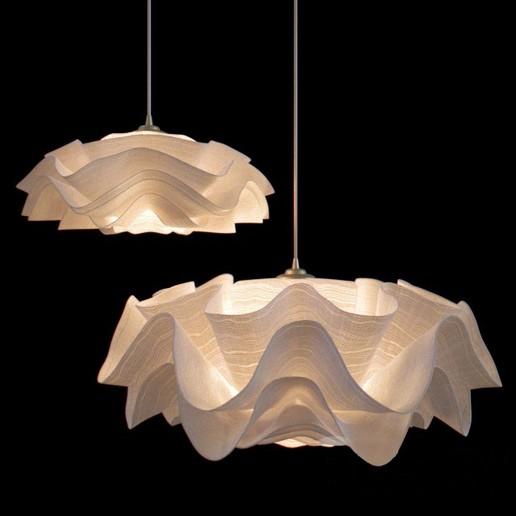 Download OBJ file PETALS LIGHT • 3D print design, mojtabaheirani