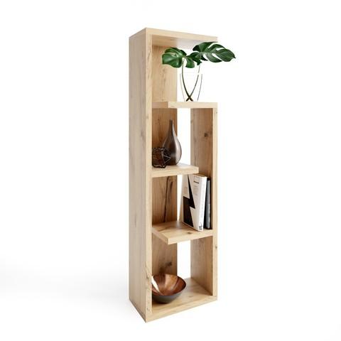 3D printing model shelf with decor, mojtabaheirani