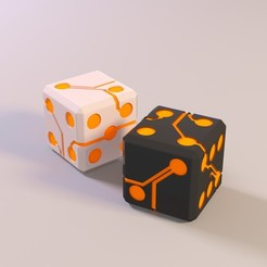 Download 3D printer designs Dice, mojtabaheirani