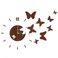 Download STL DECORATIVE WALL CLOCK - 02, mojtabaheirani