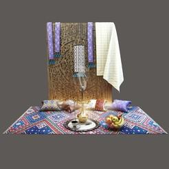 Imprimir en 3D Diseño tradicional, mojtabaheirani