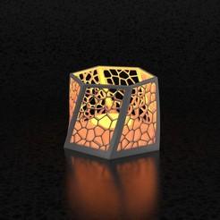 p1.jpg Télécharger fichier STL gratuit BOUGEOIR - 08 • Modèle pour imprimante 3D, mojtabaheirani